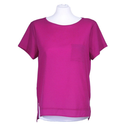 French Connection Blouse fuchsia