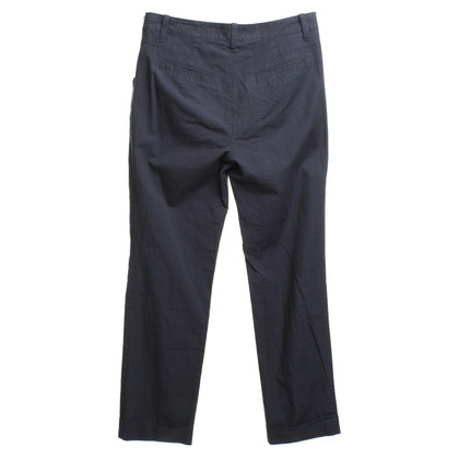 Hugo Boss pantaloni chino in blu scuro
