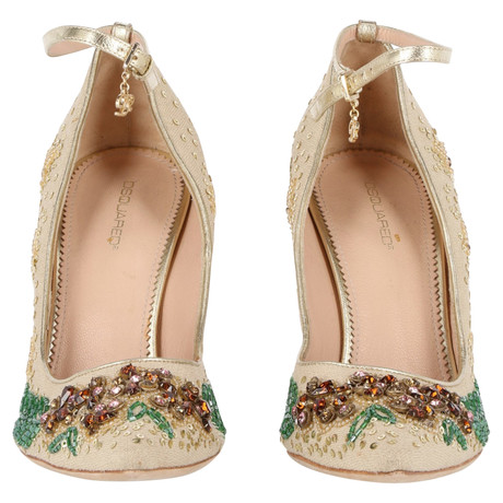 Dsquared2 Pumps Dsquared2 Beige Beige Pumps x0w7P0aX