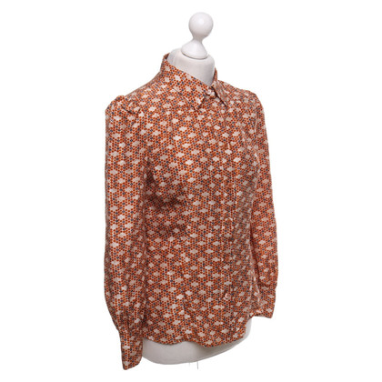Prada Bluse aus Seide