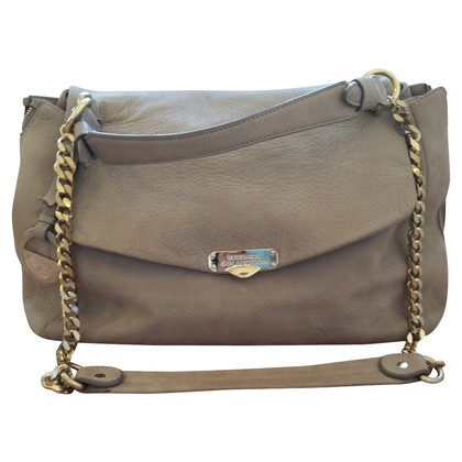 Versace BEIGE LEATHER BAG