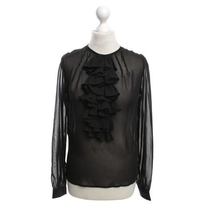 Karl Lagerfeld Camicia in nero