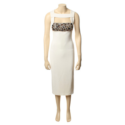 Burberry Prorsum Kleid mit Applikation