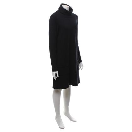 Allude Knit dress in black