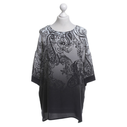 Etro top of silk