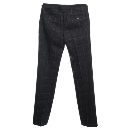 Dolce & Gabbana Pants with plaid pattern