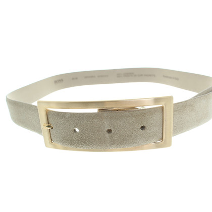 Hugo Boss Belt in beige