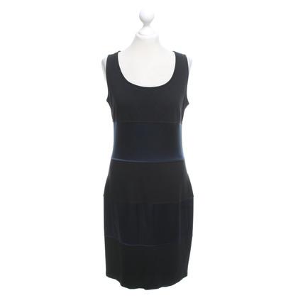 Diane von Furstenberg Kleden in zwart / Blauw