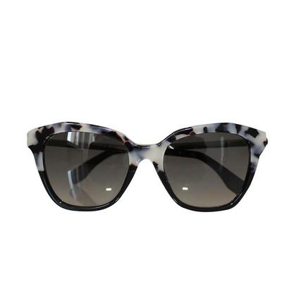 Fendi Occhiali da sole in bianco/nero