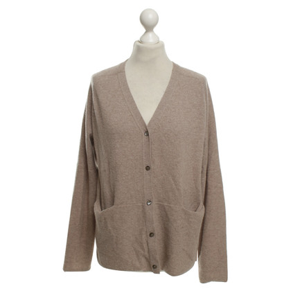 Friendly Hunting Cardigan in cashmere