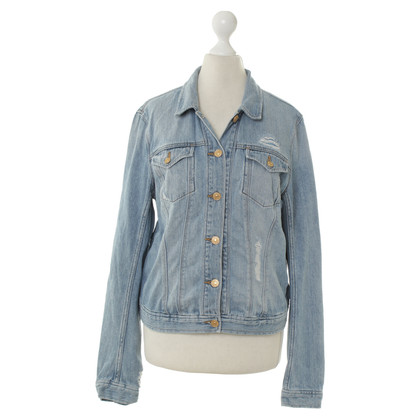 7 For All Mankind Denim jacket in blue