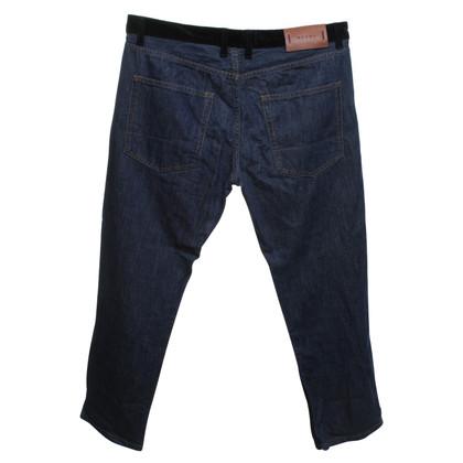 Marni Jeans with velvet