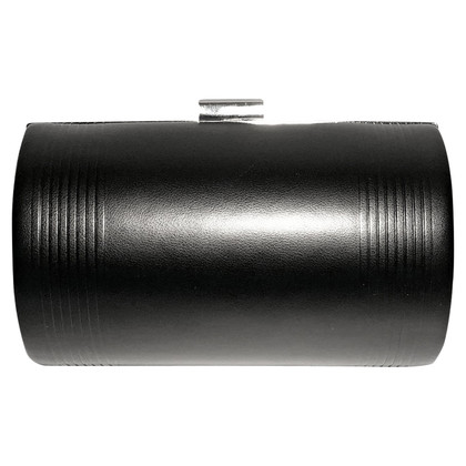 Jean Paul Gaultier Clutch in Schwarz