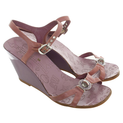 Marc by Marc Jacobs Sandals in Purple