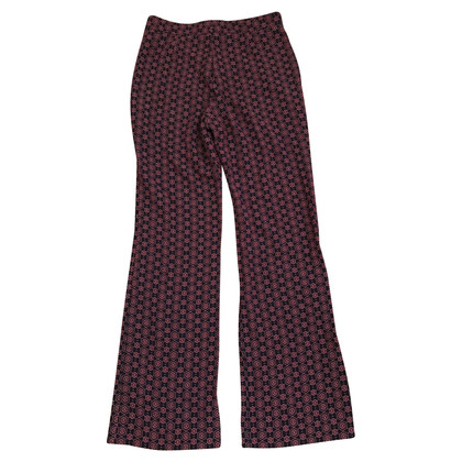Sandro Trousers with print