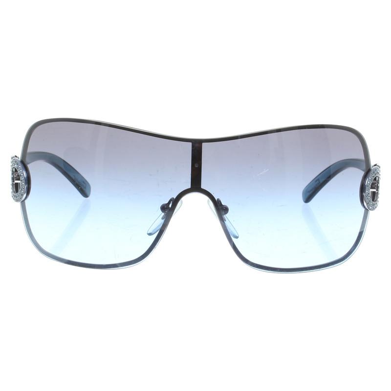 salvatore ferragamo sonnenbrille in dunkelblau second hand salvatore ferragamo sonnenbrille in. Black Bedroom Furniture Sets. Home Design Ideas