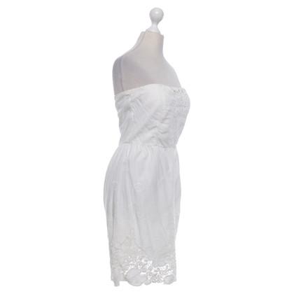 Maje Dress in White