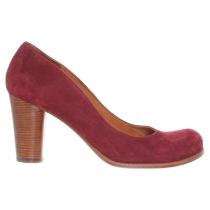 Other Designer Chie Mihara - WIldlederpumps in Burgundy