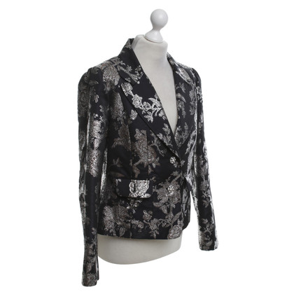 Barbara Schwarzer Blazer with pattern