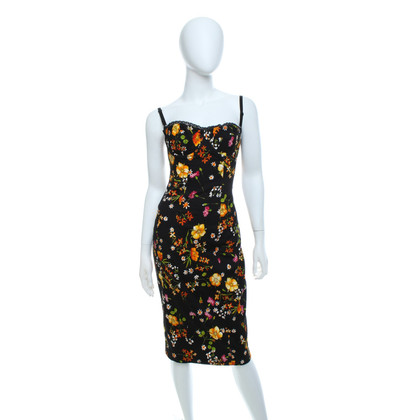 Dolce & Gabbana Dress with floral print