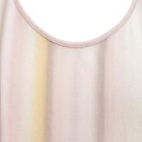 Velvet Robe dans des tons pastel