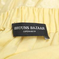 Bruuns Bazaar vestito giallo