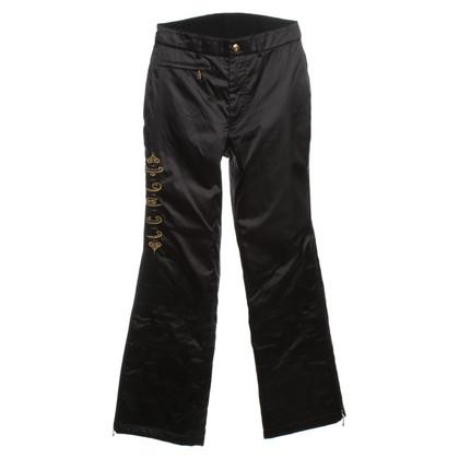 Bogner Pantaloni da sci con ricamo