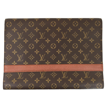 "Louis Vuitton ""Koppeling envelope Monogram Canvas"""
