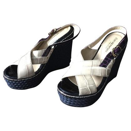 Armani Sandalo tacco alto