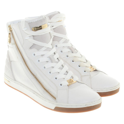 Michael Kors Sneakers in white