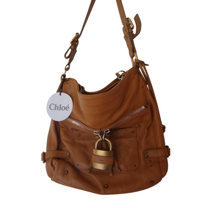 Chloé Brown shoulder bag