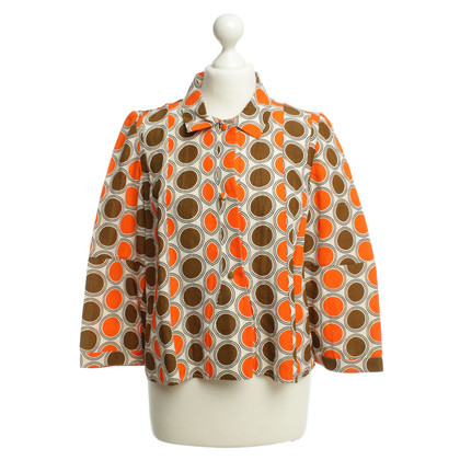 Marni Blouse with patterns