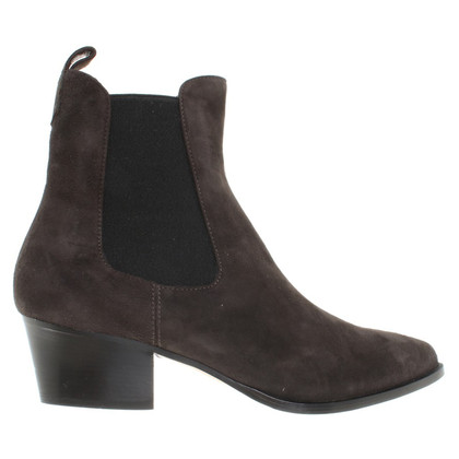 Unützer Ankle boots in black