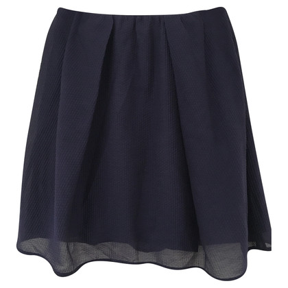 Carven Silk skirt