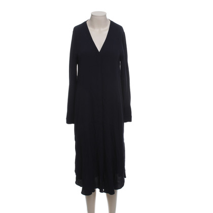 Cos Shirt Dress in Dark Blue