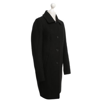 Odeeh Classic coat in black