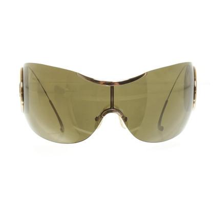 Christian Dior extravagante zonnebril