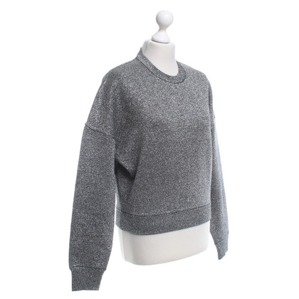 Alexander Wang Sweater in silver