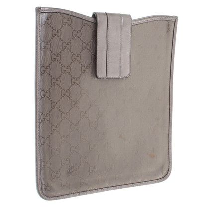 Gucci iPad Hülle in Metallic