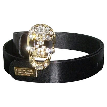 Philipp Plein Cintura in Black