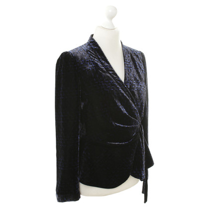 Armani Collezioni Velvet evening jacket