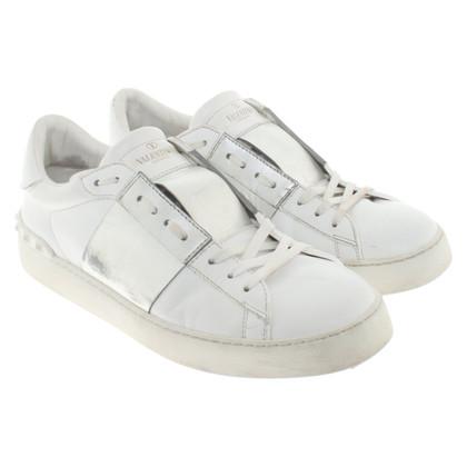 Valentino Sneakers in white