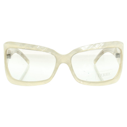 Ferre Sunglasses in white
