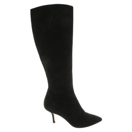 Christian Louboutin Boots made of suede
