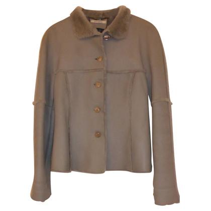 René Lezard Sheepskin jacket