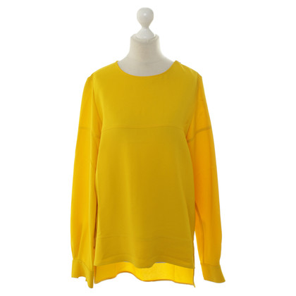 Stella McCartney Long sleeve blouse in yellow