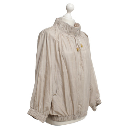 Fabiana Filippi Jacket in beige color
