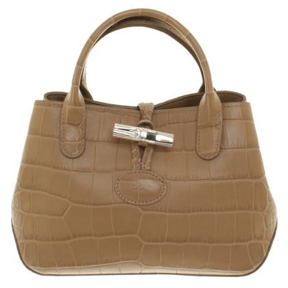 Longchamp Handbag in beige