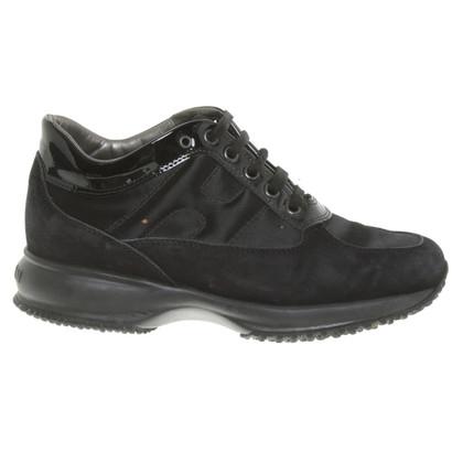 Hogan Sneakers in zwart