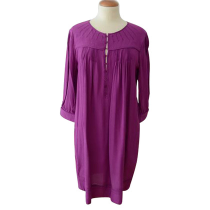 Bruuns Bazaar Kleid mit Knopfleiste